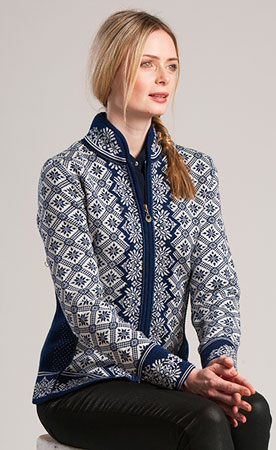 Dale of Norway Christiana Womens cardigan